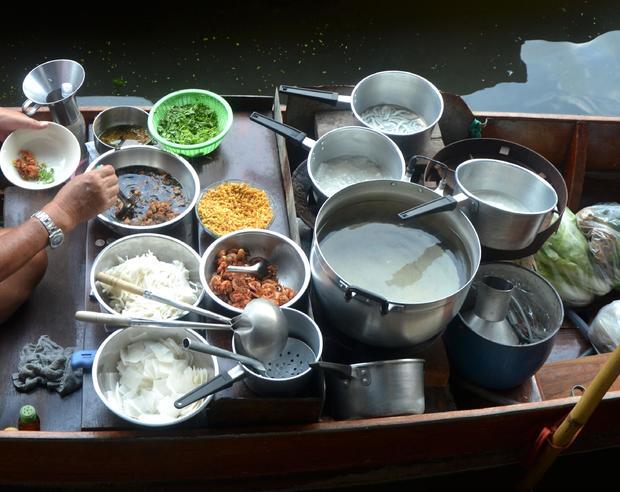 La cocina puede ser el espacio ideal para la relajación. Foto: pixnio.com
