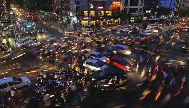 La contaminación auditiva es un tema no menor en las grandes ciudades. Foto: Archivo