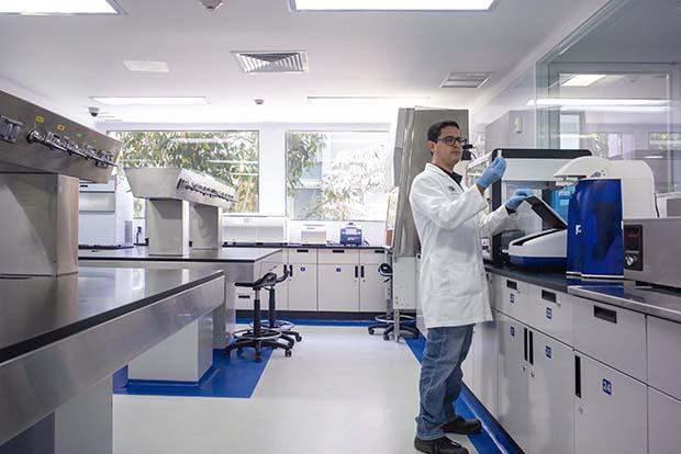 El hub busca dar herramientas tecnológicas a empresas interesadas en biotecnologìa. Foto: OCI