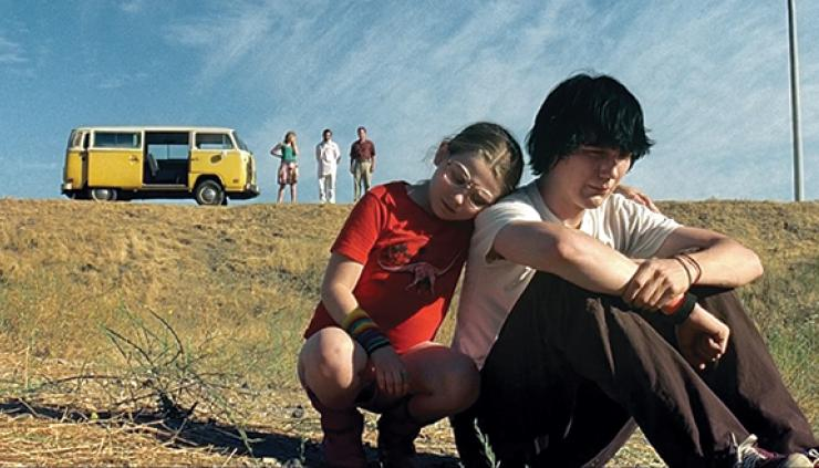 Imagen de la pelicula «Little Miss Sunshine».